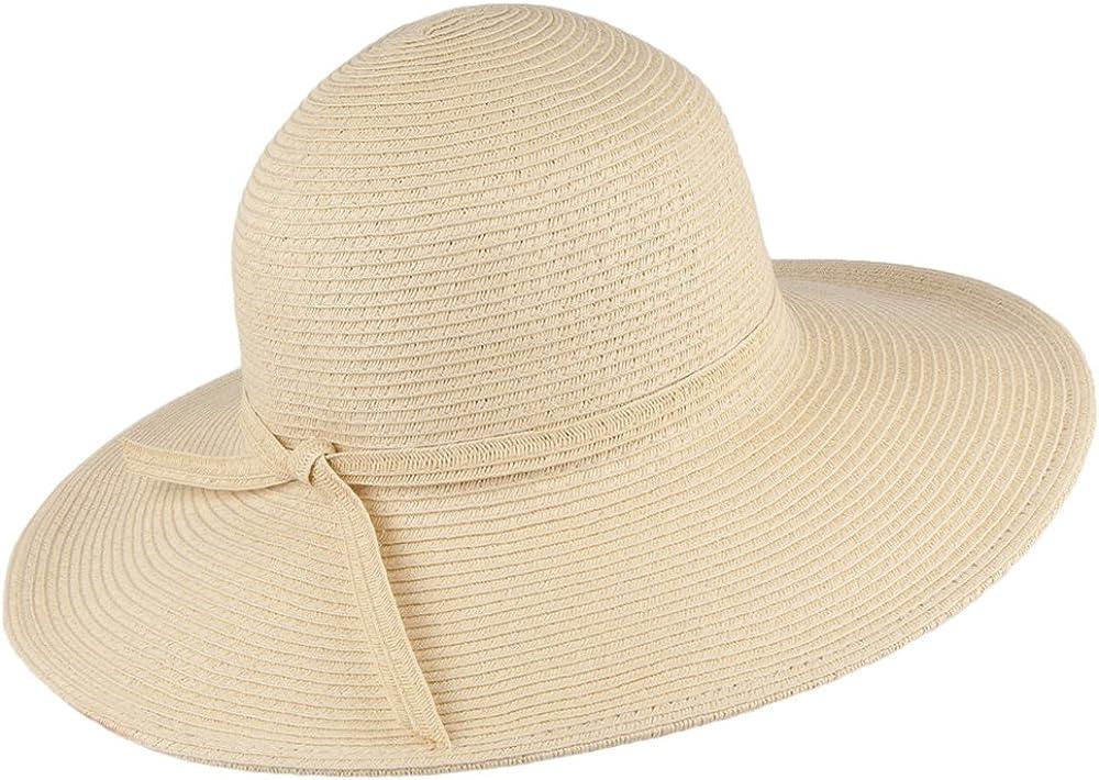 Natural sur la t/ête Brighton Sun Hat