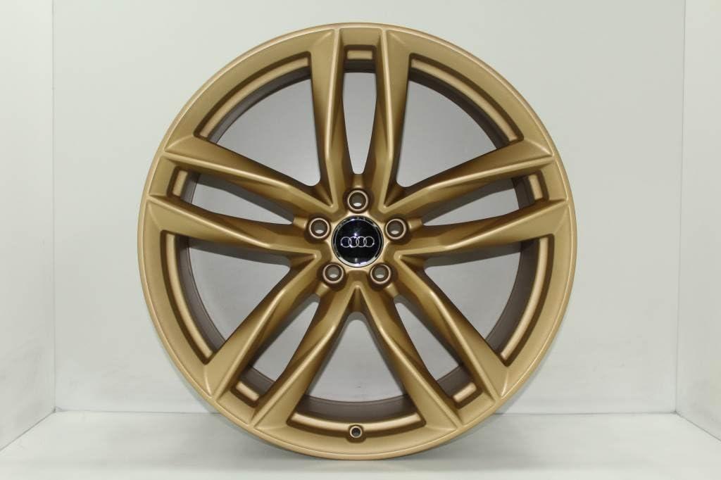 Original Audi A6 RS6 4 G Llantas Juego 4 g0601025cg 21 pulgadas 545 de A2: Amazon.es: Coche y moto