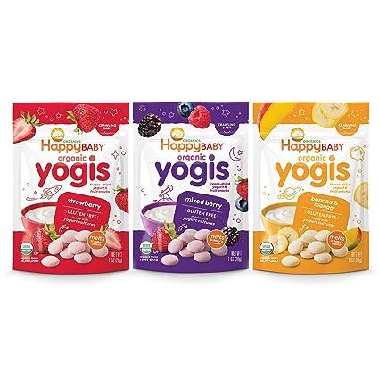 Yogur orgánico Haooy Yogis para bebés y ...