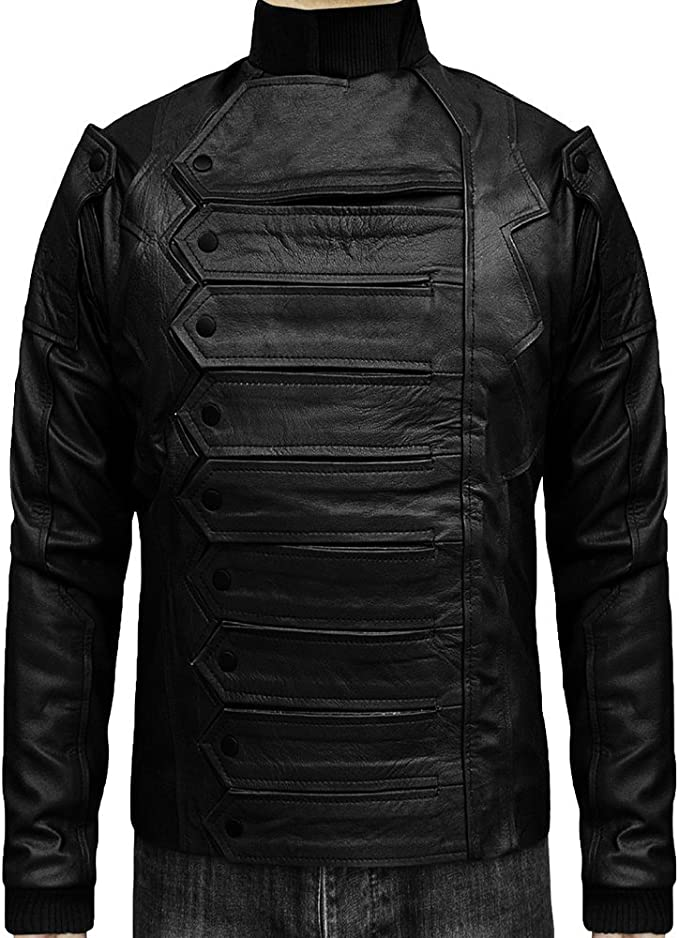 CA Bucky Wilson Jacket with Detachable Sleeves