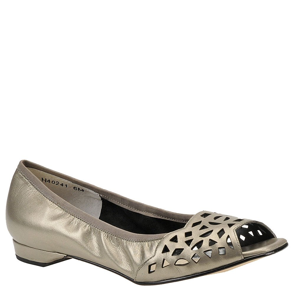 Women's ROS Hommerson, Mercy Slip on Flat B00AX9VZLG 6 C/D US|Pewter