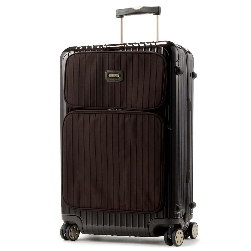 (リモワ)RIMOWA 862.70 SALSA サルサ 4輪スーツケース/ハイブリッド マルチホイール ブラウン/89L 南京錠付属なし B00HIFL4V4