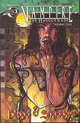 Download Vampire The Masquerade Volume 2: Blood and Shadows ebook