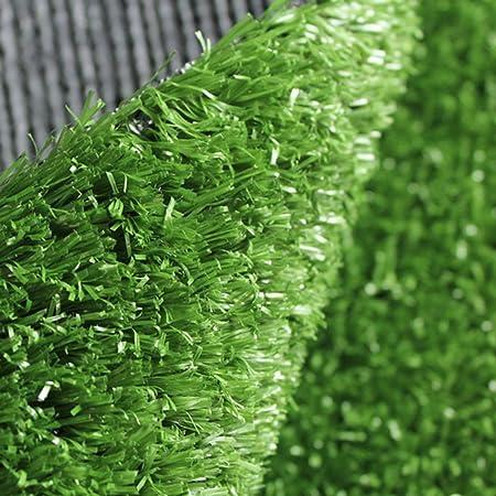 ZZHF Césped artificial Verde 10mm Césped Simulado, Jardín De Infantes Alfombra Al Aire Libre Balcón Artificial Plástico Césped Artificial Decoración Del Techo Alfombra For Césped, 7 Tamaños Césped del: Amazon.es: Hogar