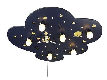 Mädchen Deckenlampe für Kinderzimmer Amazon Echo kompatibel LED Schlummerlicht