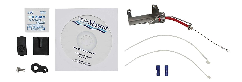 1999-Present Fits Select Yamaha 6, 8 and 9.9 HP TrollMaster TM206HWKIT PRO3 Plus Hardware Kit