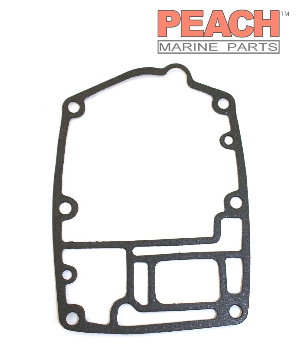 Peach Marine Parts PM-6G5-11193-A0-00 Gasket 6G5-11193-01-00 Made by Peach Marine Parts 6G5-11193-A0-00 Cylinder Head; Replaces Yamaha: 6G5-11193-A2-00 6G5-11193-A1-00 6G5-11193-00-00