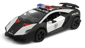 Buy Kinsmart Lamborghini Sesto Elemento Police Die Cast Car Multi