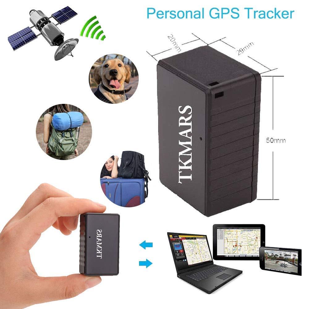 Mini Rastreador GPS, Monitoreo GPS portátil Monitoreo en ...