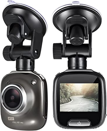 Lavuky Dr08 Mini Dash Kamera 2 Nachtsicht Auto Kamera Elektronik