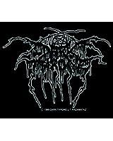 Aufnäher Patch - Darkthrone Lurex Logo
