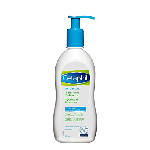 Cetaphil Restoraderm Eczema Calming Body Moisturizer Review
