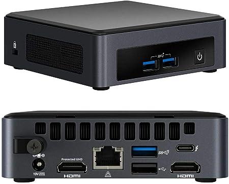 Intel Next Unit Of Computing Kit 8 Pro Kit Nuc8v5pnk Elektronik