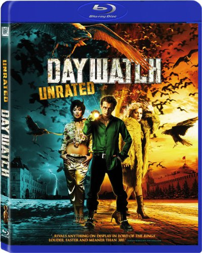 Blu-ray : Day Watch (Subtitled, Dubbed, Dolby, AC-3, Digital Theater System)
