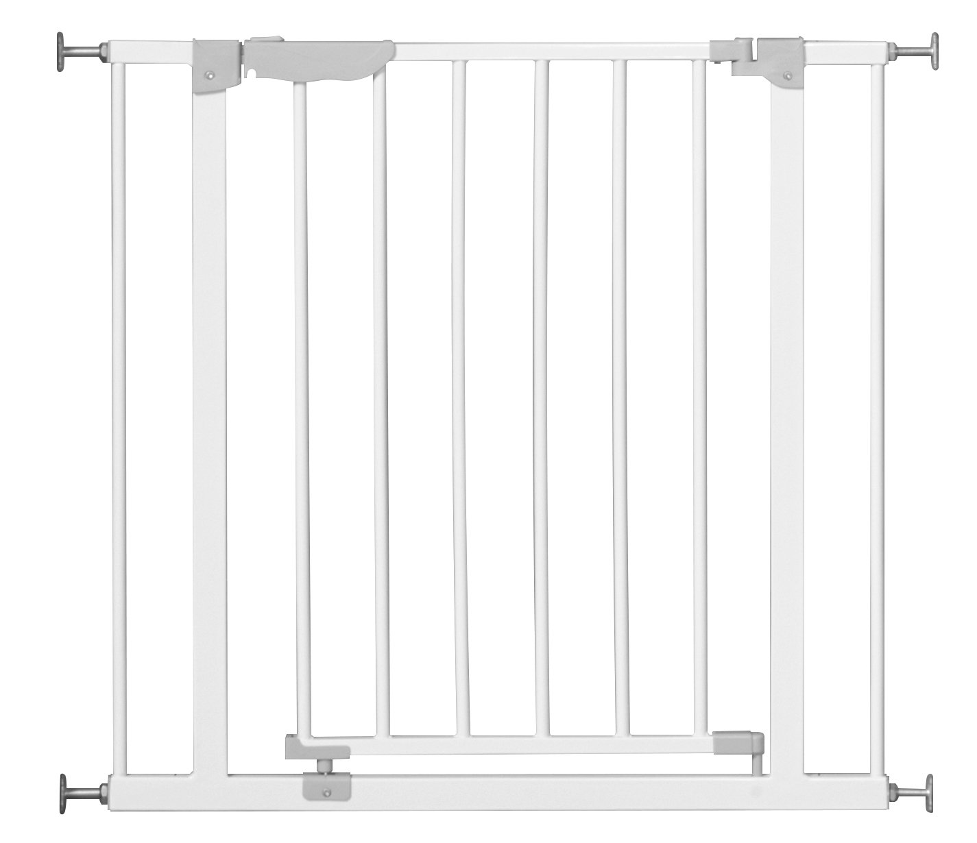 Advanta Slam Shut Pressure Gate, White