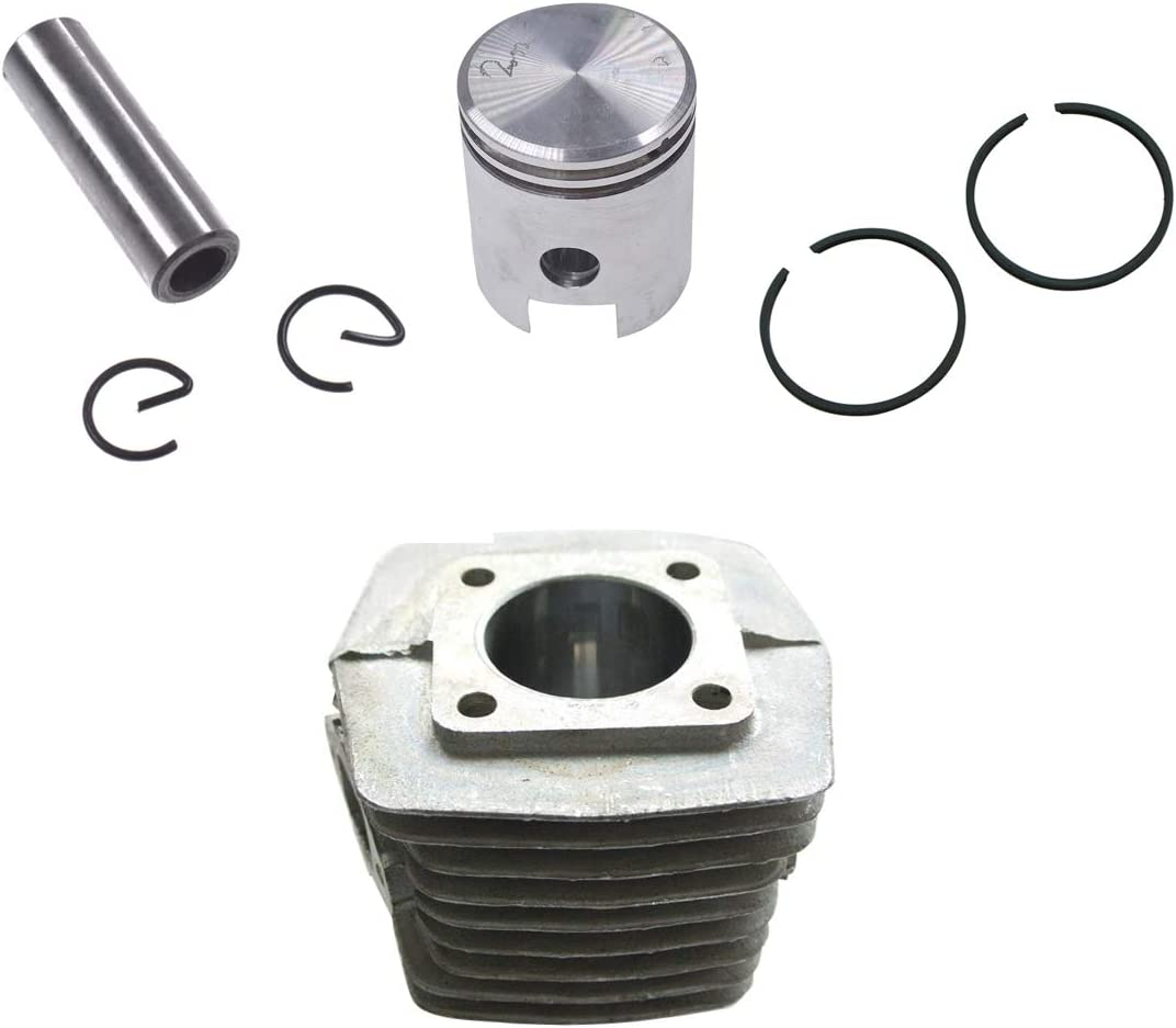 Mingdun Cylinder Piston Kit For Regular 49cc 50cc Motorized Bike