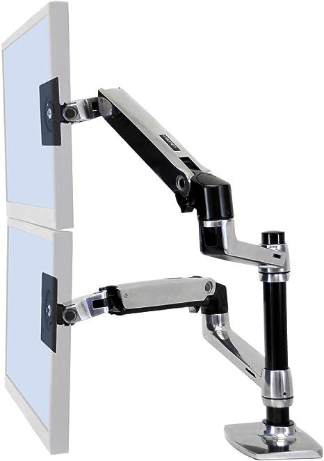Ergotron LX Series Dual Stacking Arm 61 cm (24
