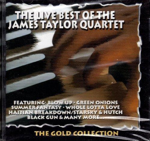 James Taylor Quartet: Live by Fine Tune