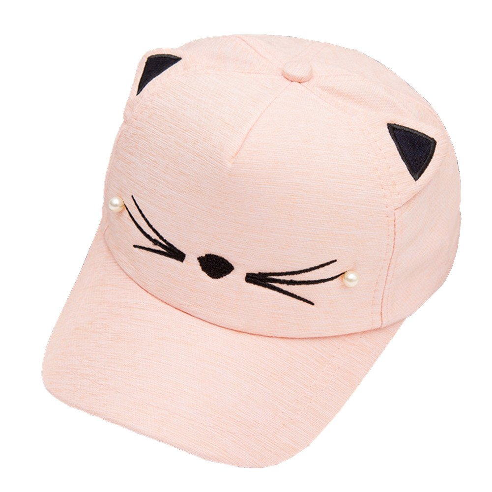 RUOYUCL Baby Summer Baseball Caps Girl Boys Sun Hat with Ear