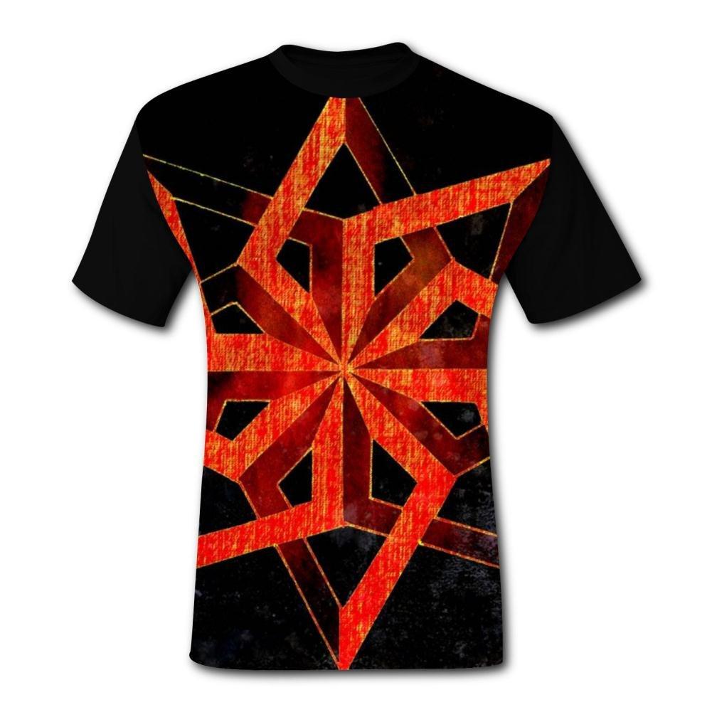 Warm season Spelling Pattern Black Short-Sleeved Fashion T-Shirt
