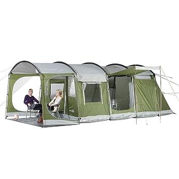 Skandika Saturn Tent - 4 Person Green  sc 1 st  Amazon UK & Skandika Saturn Tent: Amazon.co.uk: Sports u0026 Outdoors