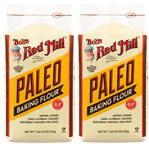 Bobs Red Mill Flour Baking Paleo Gf (Red Mill Baking Mix)