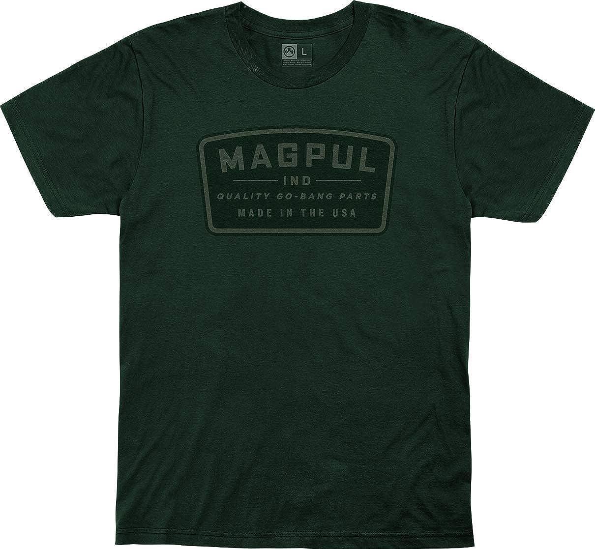 Magpul Men's Standard Mapgul Cotton Crew Neck T-Shirt