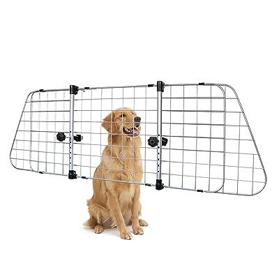 AmazonBasics Adjustable Dog Car Barrier