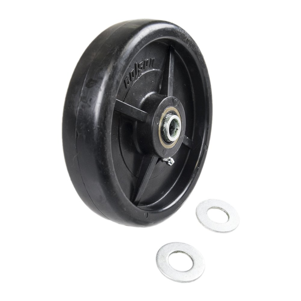 Replacement Lawn Mower Wheel for John Deere # AM107560