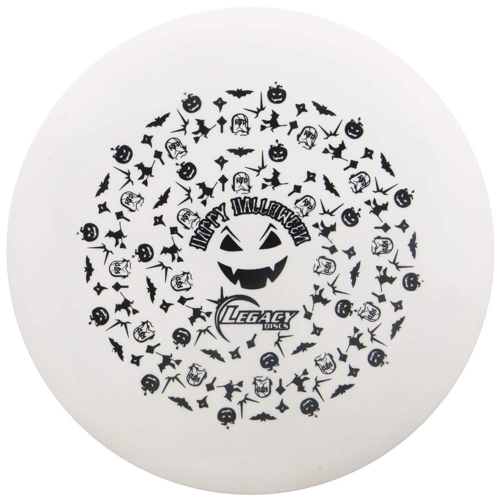 Legacy Discs リミテッドエディション 2018年ハロウィーンアイコンエディション パースーツ ミッドレンジゴルフディスク [色は異なる場合があります] B07HRZ44SS   171-175g