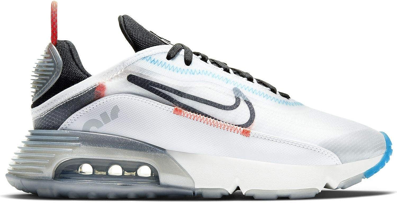Nike Mujeres Air Max 2090 Corriendo Mujeres Casual Zapatos Ct7698-100