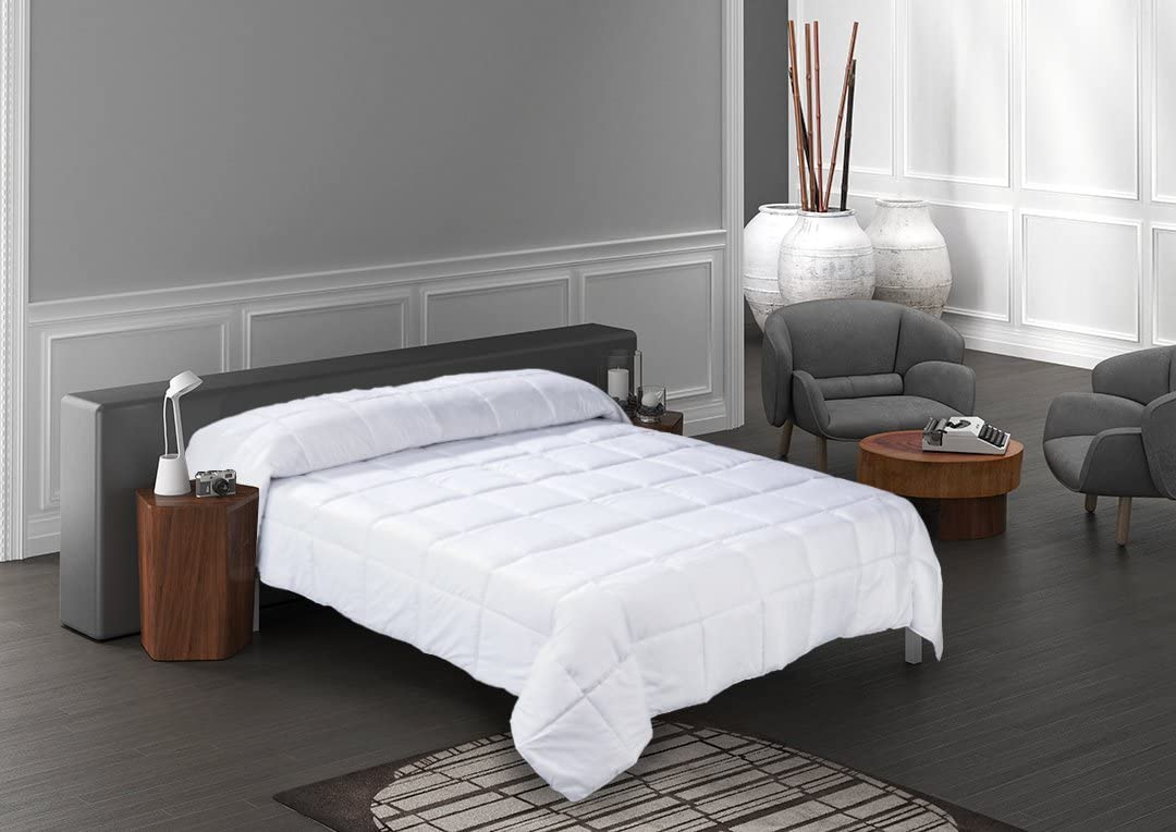 Couleur Blanc 240/x 210/cm Polyester /Couette Imperial Confort 47011861/