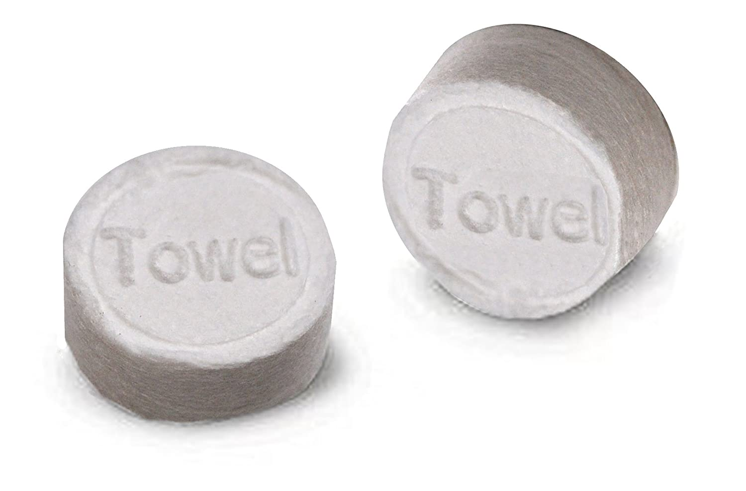 25 x Turn a Tablet to a Towel with Splash of Water Tablet Towel