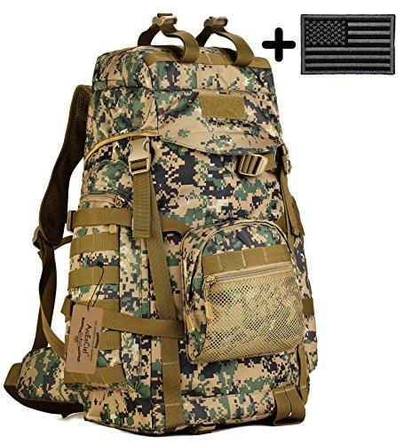 ArcEnCiel Outdoor Military Tactical Backpack