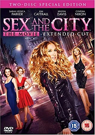 Sex and the city dvd special edition