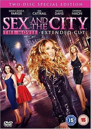 Sex the city movie dvd