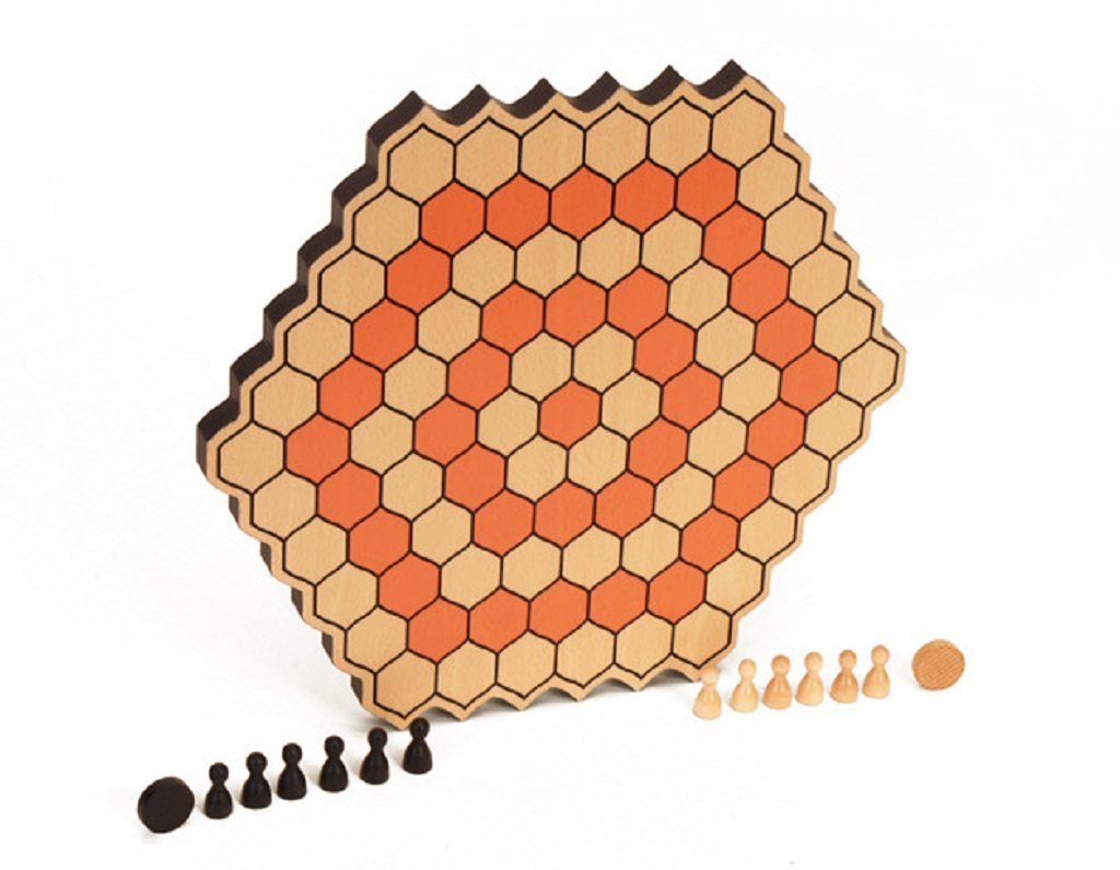 Agon - game of the hexagons