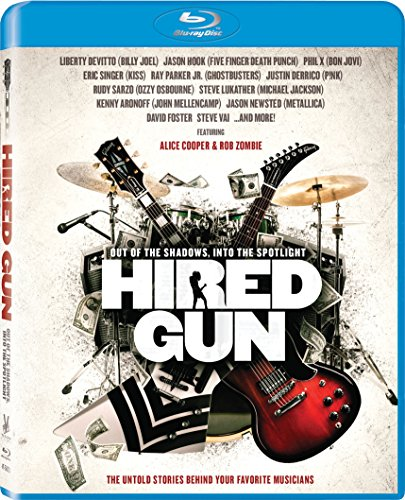 Hired Gun: Out of the Shadows, into the Spotlight [Blu-ray] (The Closet Out Of Soma)