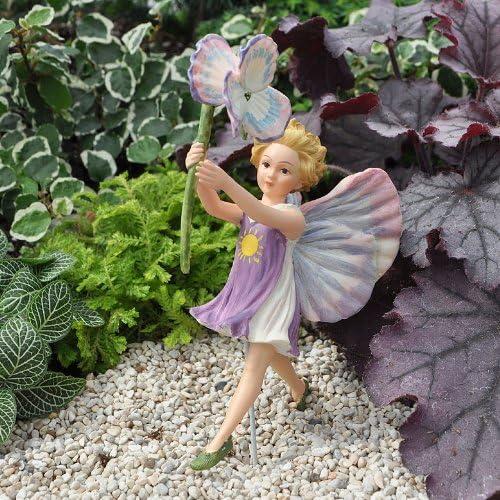 Add an Accent Hada del jardín en Miniatura, diseño de Flores: Amazon.es: Hogar
