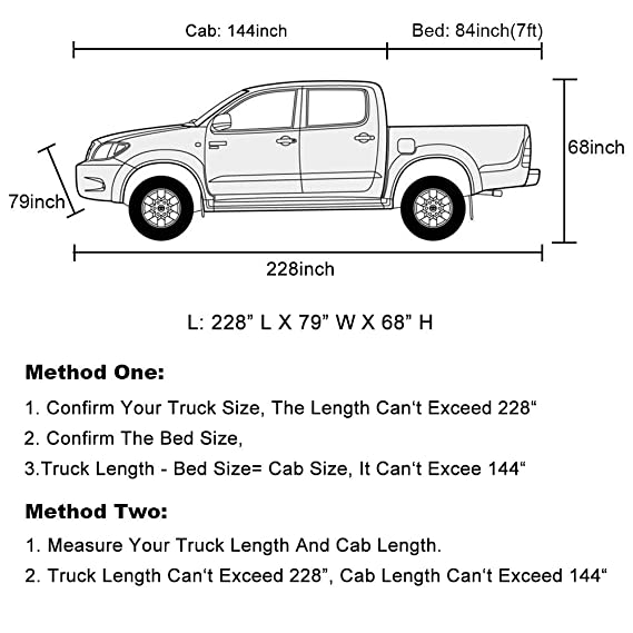 Truck Cab Sizes | Best Upcoming Cars Reviews