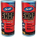 Scott Shop Towels (2 Pack)