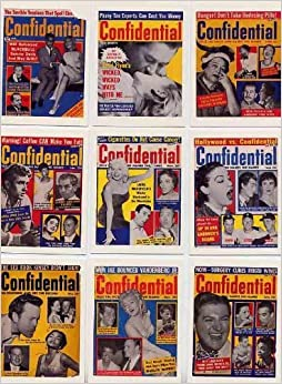Confidential Trading Cards-boxed Card Set-ma. Kitchen Sink Press ...