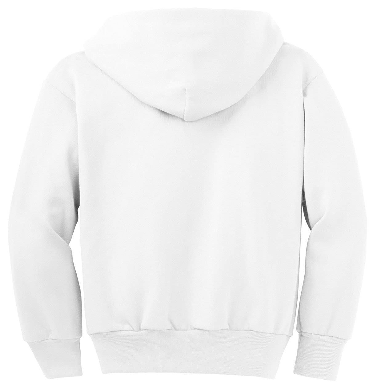Joes USA Youth Full-Zip Hooded Sweatshirts in 22 Colors