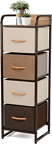 YOUNIS Home Dresser Storage Drawer