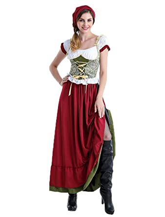 Sexy wench costume