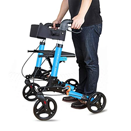 TLANG WALKER Andador portátil Plegable, Compacto y liviano ...