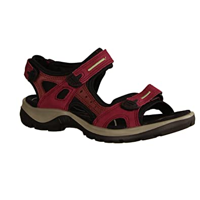 a8436b5878913b Ecco Damen Offroad Sport-  Outdoor Sandalen  Amazon.de  Schuhe ...