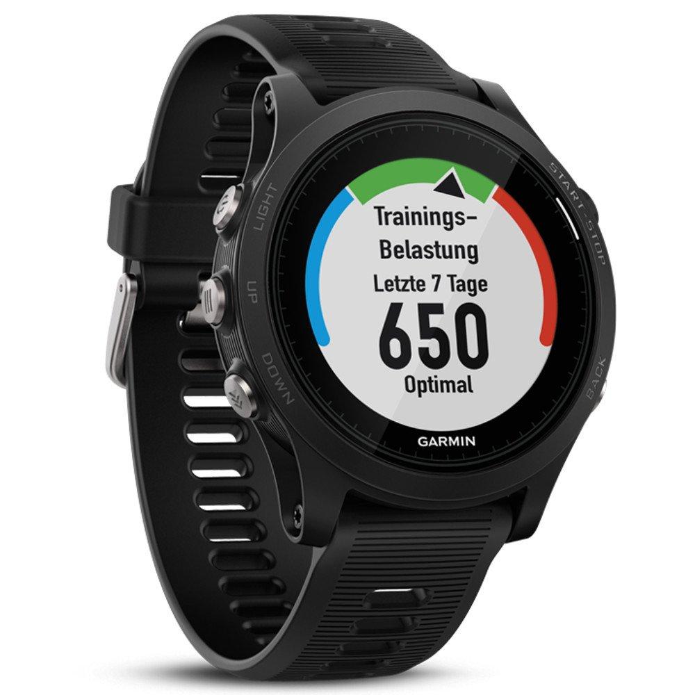 Garmin Forerunner 935 Montre de sport avec bracelet de 22 mm Noir: Amazon.fr: GPS & Auto