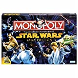 Monopoly Game Star Wars Saga Edition