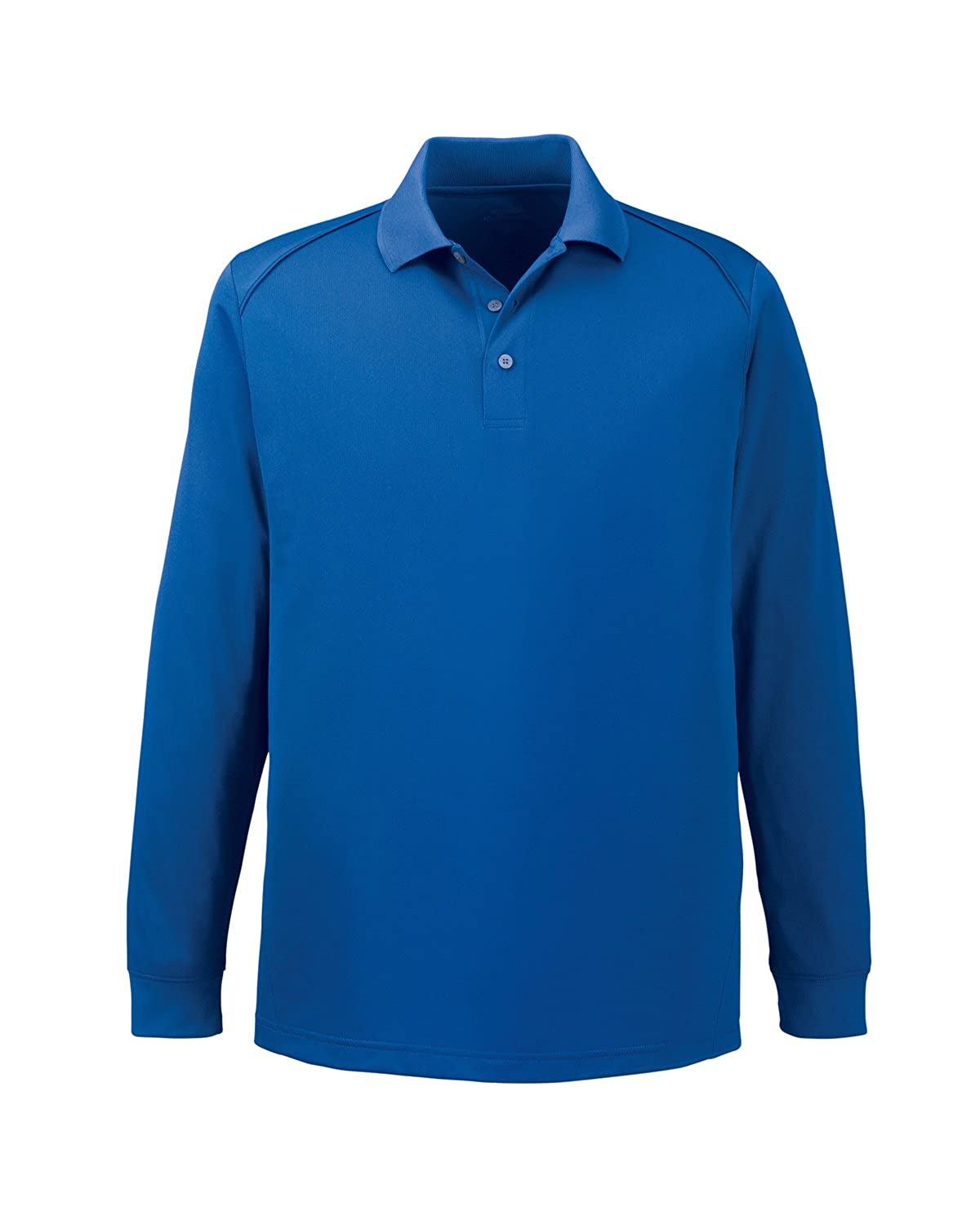Extreme Armour Eperformance Snag Protection Long Sleeve Polo -85111- -TRUE ROYAL 4 -3XL